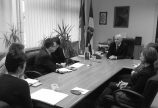 Specific Cooperation Possibilities Discussed with the Representatives of the Office of the UN Resident Coordinator in Serbia