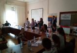 Одржана радионица са члановима и чланицама ученичких парламената