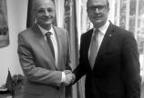 Нови амбасадор Делегације ЕУ у Србији у посети Покрајинском омбудсману