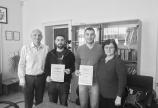 Омбудсману похвале, студентима сертификати